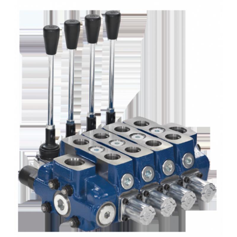 Гидрораспределитель секционный Серия SN-6