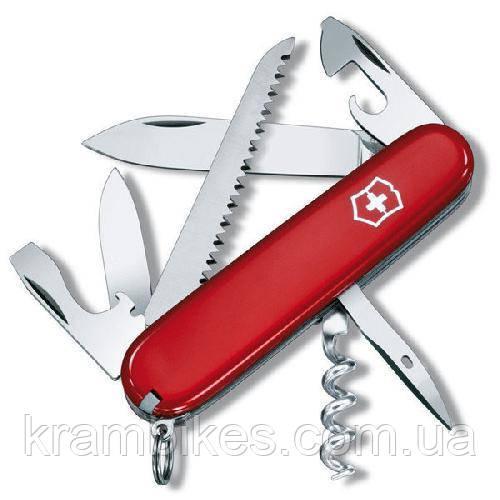 Нож Victorinox - CAMPER Vx13613 Красный