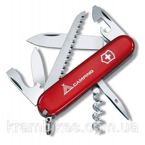 Нож Victorinox - CAMPER Vx13613.71 Красный