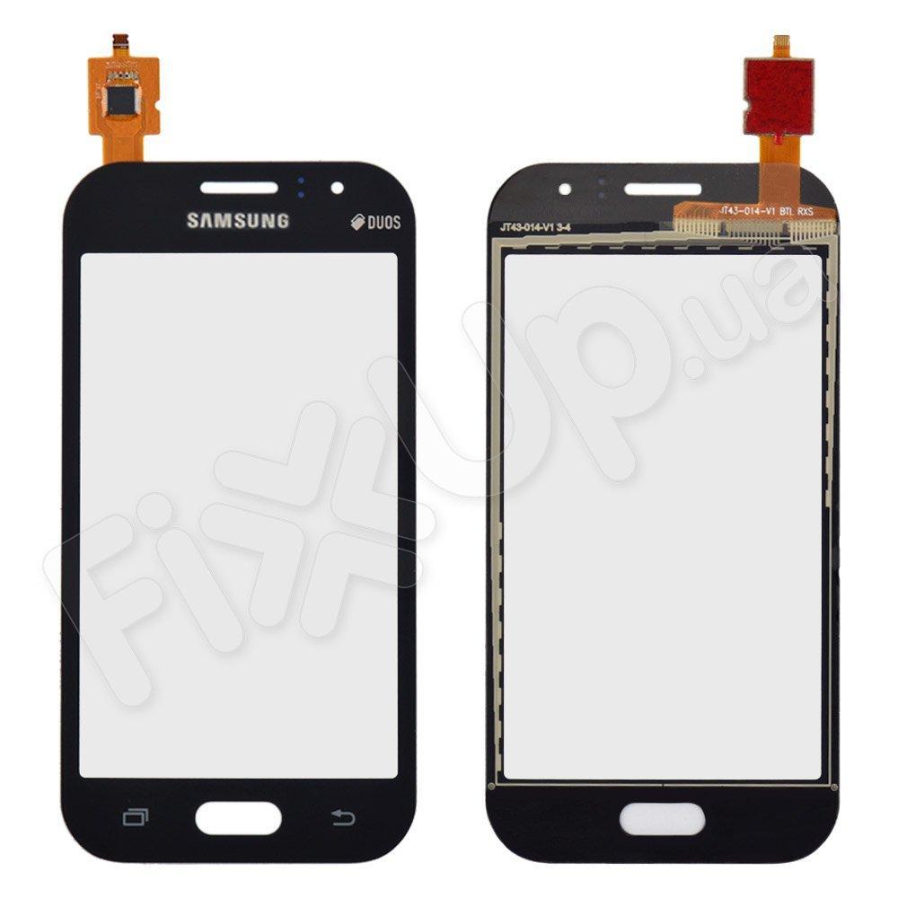 Тачскрин Samsung Galaxy J1 Ace J110, J110M, J110G, J110L, цвет черный