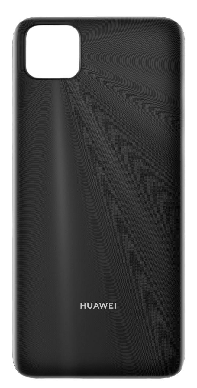 Задняя крышка корпуса Huawei Y5P 2020 Black