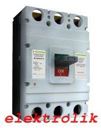 Автоматический выключатель FMC5/3U 500А ( старая маркировка АВ 3005 500А )