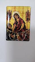 Іконка-магніт Пресвятої Богородиці Кассопитры (мала)