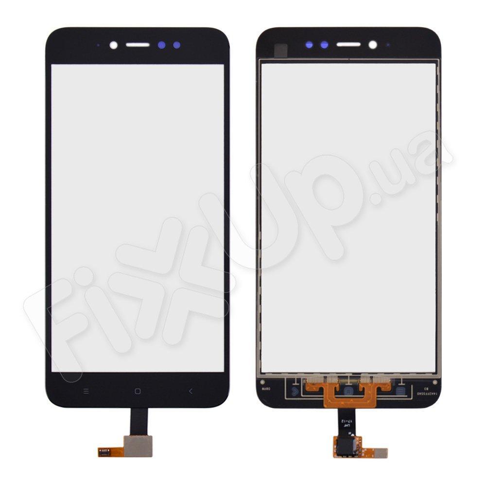 Тачскрин для Xiaomi Redmi Note 5A Prime/Redmi Y1, цвет черный
