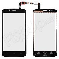 Тачскрин Huawei 3C Lite, цвет черный