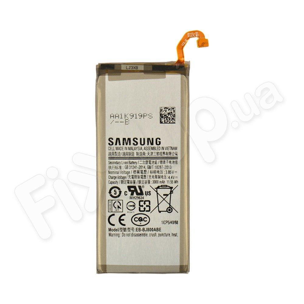 Аккумулятор EB-BJ800ABE для Samsung A600 Galaxy A6 (2018)