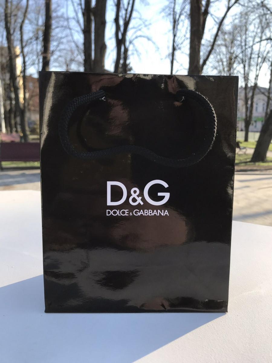 Подарочный пакет Dolce Gabbana (19x15x8 cm)