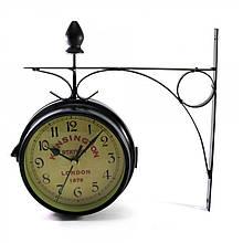 Часы настенные круглые станционные