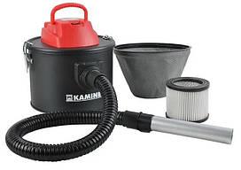 Пилосос Kaminer для чищення каміна печей, грилів (порохотяг для прибирання сажі золи, попелу)