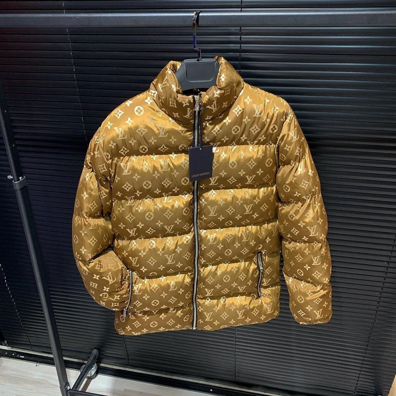😜 Куртка - Мужскаяя куртка оверсайз Louis Vuitton