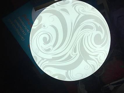 Потолочный светодиодный светильник 24 Ватта