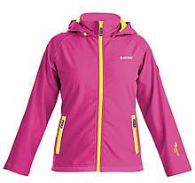 Куртка Hi-Tec Iker JR Carmine Rose 146 Розовый 5901979176992CR-146, КОД: 705788