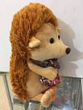 Мягкая игрушка Ежик 00329, фото 2