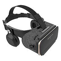 Очки виртуальной реальности BOBOVR Z5 с пультом Черные (54324)
