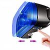 Очки виртуальной реальности для смартфона VRG Pro с пультом Черные (839-1), фото 5