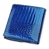 Кошелек женский ST Leather 18356 (S1101A) кожаный Синий, фото 2