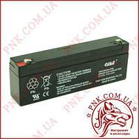 Аккумулятор свинцово-кислотный Casil 12V 2.2AH (CA1222)