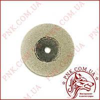 Круг металл 30мм/3мм алмазное напыление