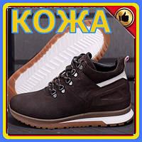 Зимние кроссовки мужские на меху | ZG Chocolate Crossfit |Спортивные зимние ботинки