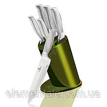 Набор кухонных ножей на металической подставке 6 пр Berlinger Haus BH-2275
