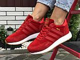 Жіночі зимові кросівки Adidas Iniki ( зима ), фото 3