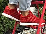 Жіночі зимові кросівки Adidas Iniki ( зима ), фото 6