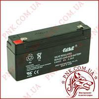 Акумулятор свинцево-кислотний Casіl 6V 3.3 AH (CA633)