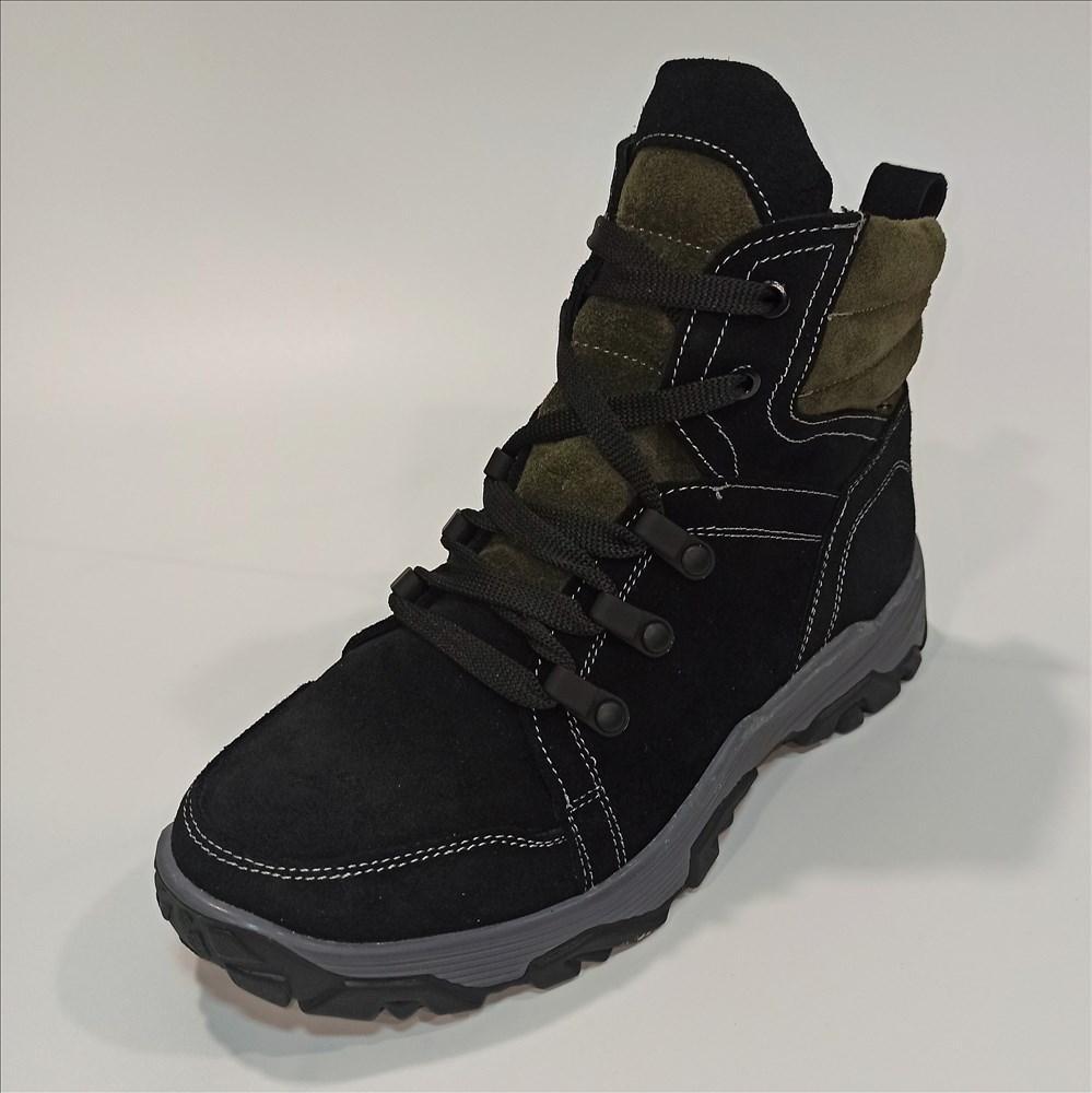 Осене-зимние ботинки на мальчика, Masheros размеры: 32-39