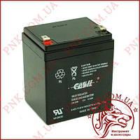 Акумулятор свинцево-кислотний Casіl 12V 4.5 AH (CA1245)