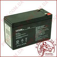 Аккумулятор гелиевый Vipow 12V 7.0Ah (BAT0211)