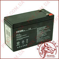 Акумулятор гелієвий Vipow 12V 7.0 Ah (BAT0211)