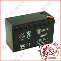 Акумулятор свинцево-кислотний Casіl 12v 7a