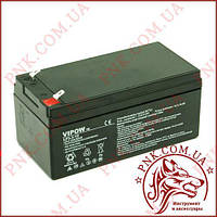 Акумулятор гелієвий Vipow 12V 3.3 Ah (BAT0219)