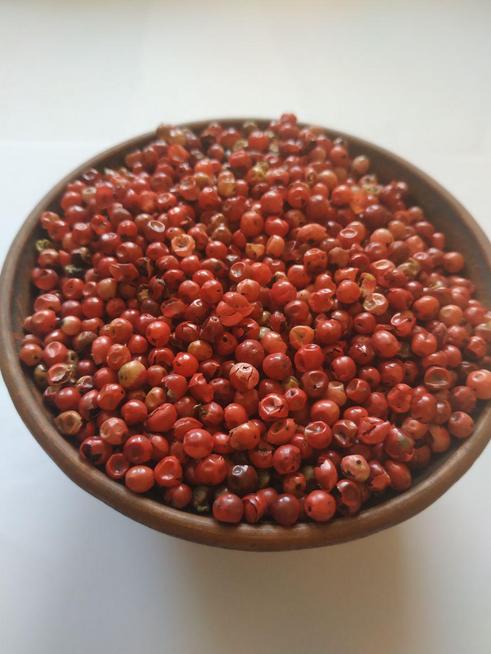 Перец розовый горошек, 500 грамм
