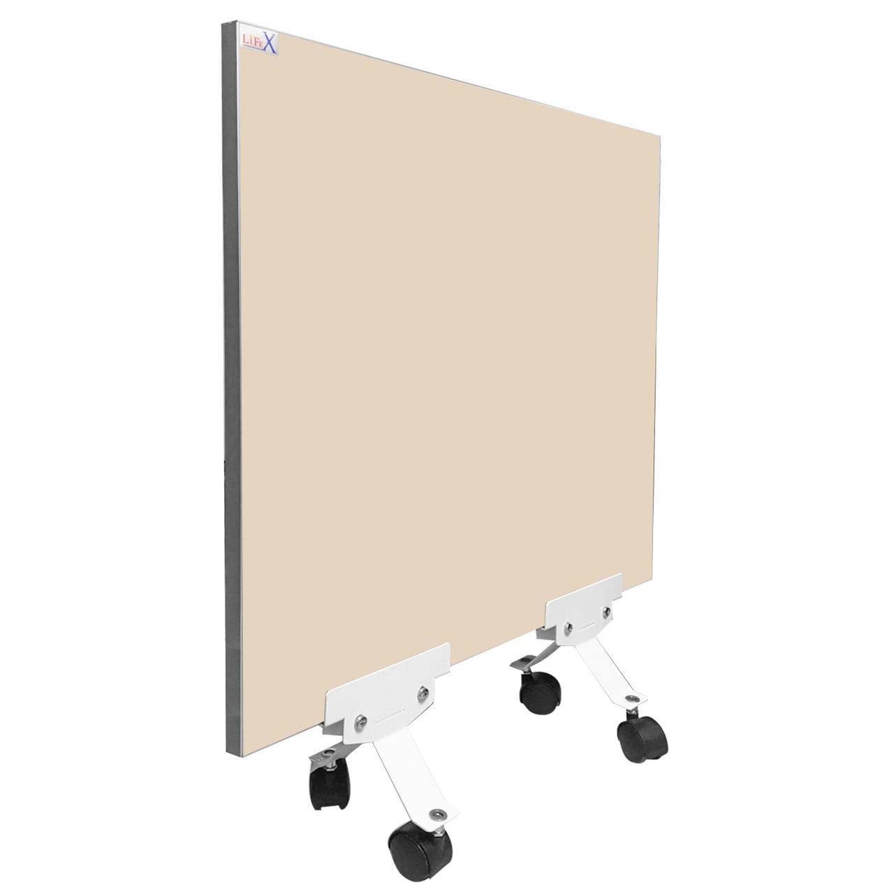 Напольная керамическая панель LIFEX Slim 400 (бежевая)