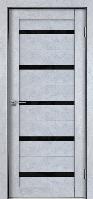 Двері міжкімнатні TDR-1 BLK