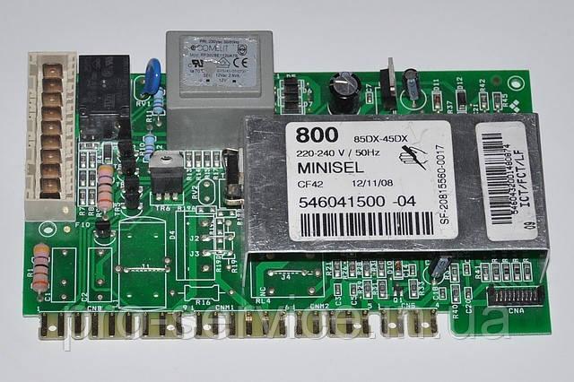 Модуль управления MINISEL  код 546041500 для стиральных машин Ardo AED800X