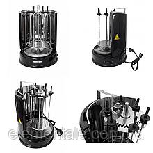 Шашлычница электрическая Grunhelm GSE-20 6 шампуров 2000 Вт