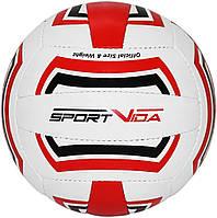 Мяч волейбольный для классического волейбола и активного отдыха SportVida SV-PA0034 Size 5 SKL41-227810
