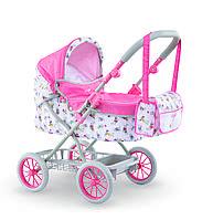 Складная коляска-люлька Corolle с корзиной и сумкой для аксессуаров (9000140460)