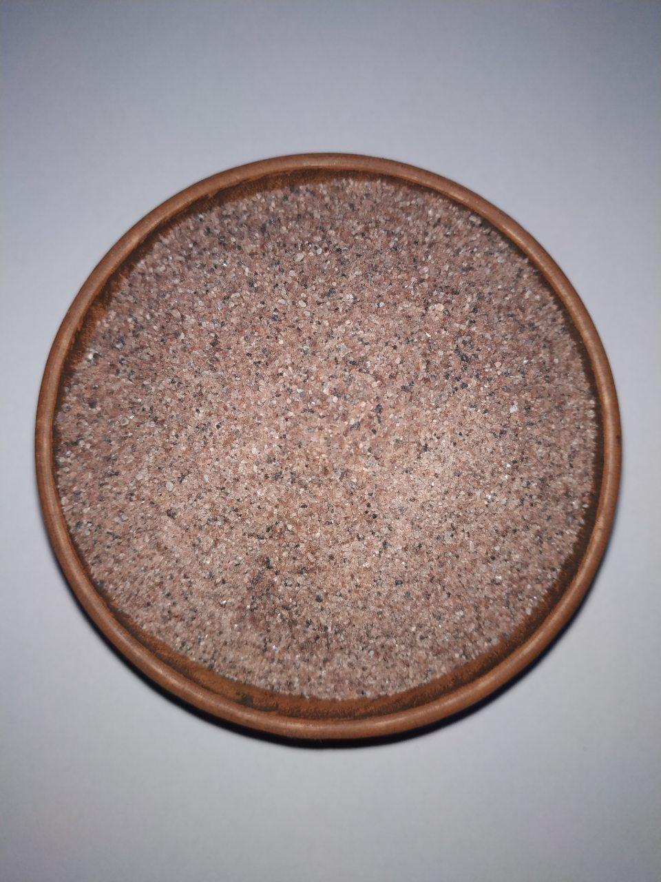 Соль черная молотая, 500 грамм