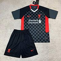 Футбольная форма Ливерпуль/ Liverpool football uniform 2020-2021