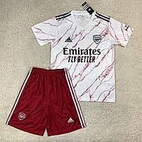 Футбольная форма Арсенал/ Arsenal football uniform 2020-2021