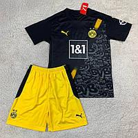 Футбольная форма Боруссия Д/ Borussia Dortmund football uniform 2020-2021
