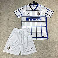 Футбольная форма Интер/ Inter football uniform 2020-2021