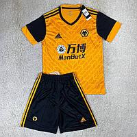 Футбольна форма Вулверхемптон football uniform 2020-2021