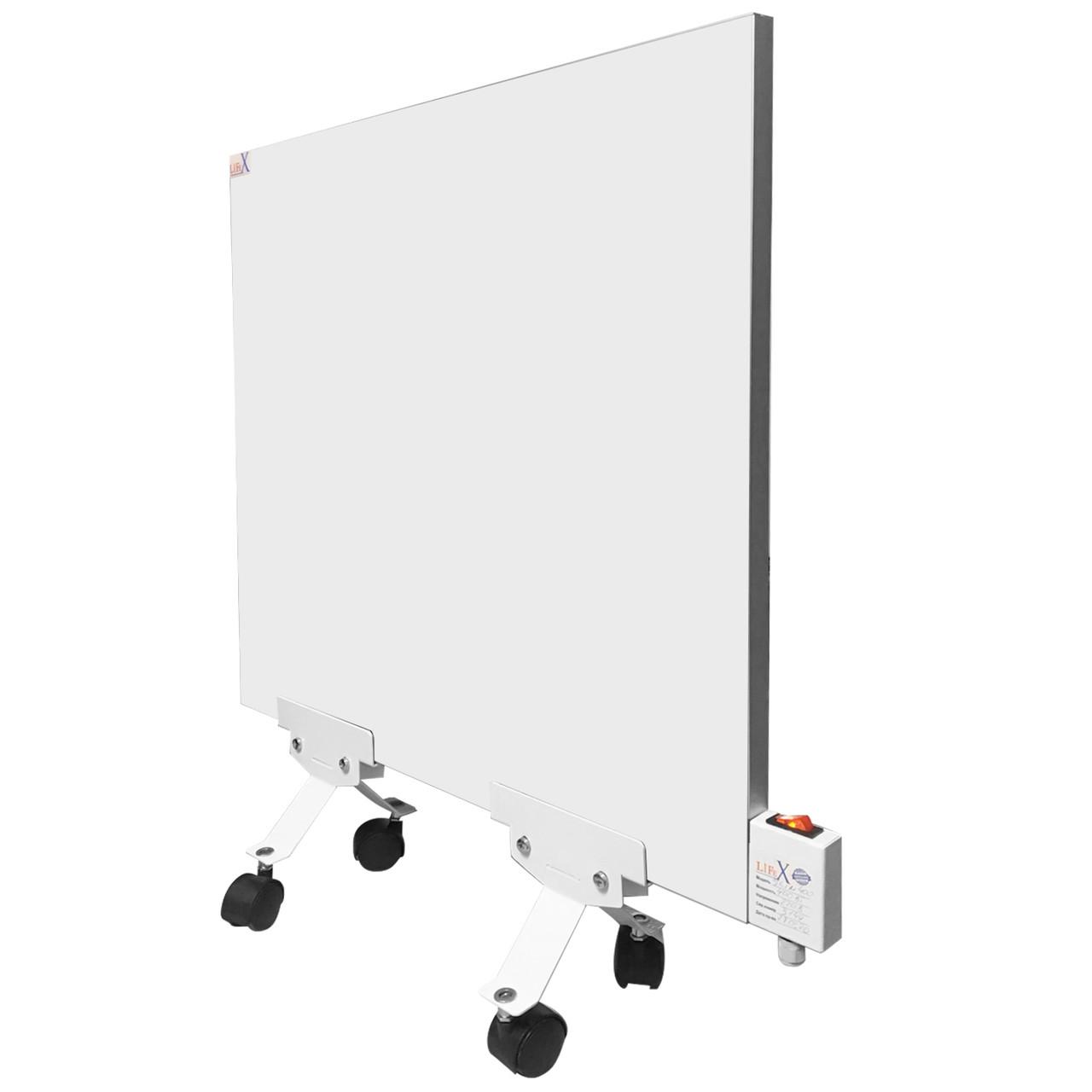 Напольная керамическая панель LIFEX Slim 400 (белая)