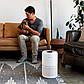 Очиститель воздуха LEVOIT CORE P350-RAC PET CARE с настоящим HEPA-фильтром, 100% без озона, сенсорный экран, фото 4