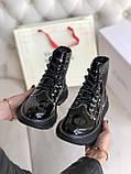 Стильні жіночі черевики ALEXANDER MCQUEEN Tread Slick Черевики (ВЕСНА/ОСІНЬ), фото 4