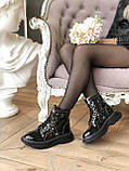 Стильні жіночі черевики ALEXANDER MCQUEEN Tread Slick Черевики (ВЕСНА/ОСІНЬ), фото 5